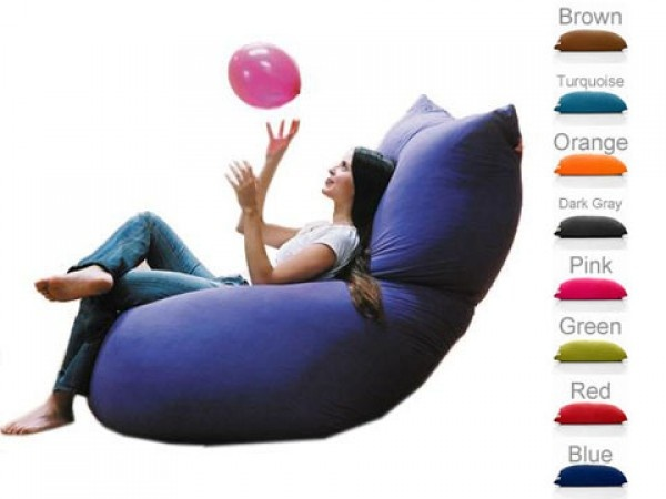 Yogibo (Bean Bag chair with a Back)  THE NEW GENERATION OF BEAN BAGS