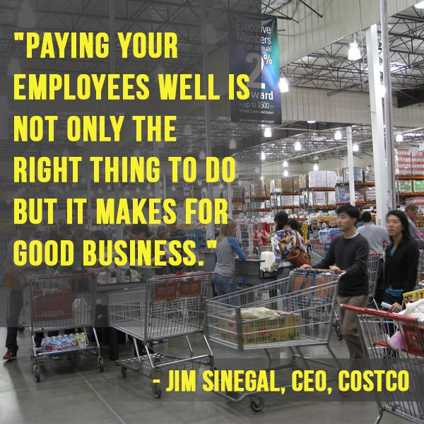 116 best Labor images on Pinterest Labor union, Social justice - costco jobs