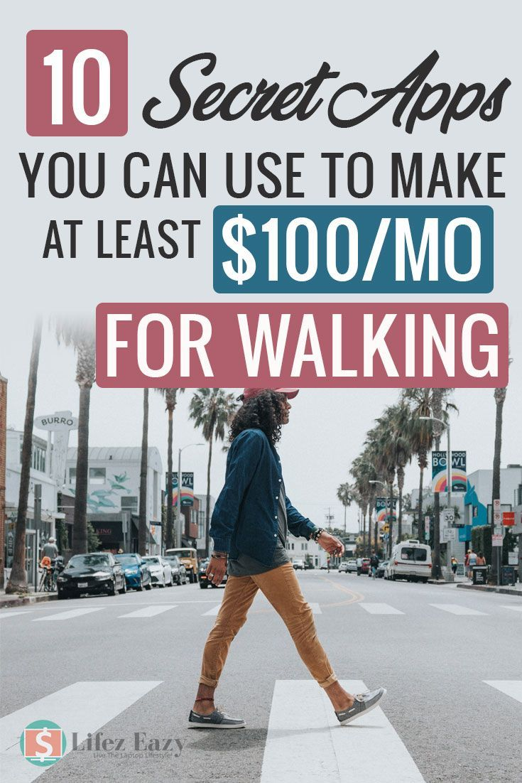 10 Apps That Pay You To Walk In 2019
