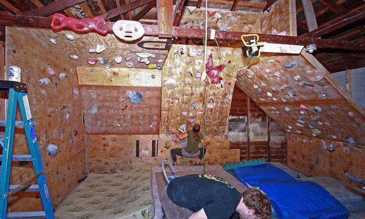home climbing wall Google Search Climbing Pinterest