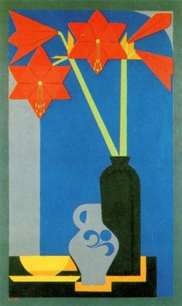 zijperspace:    'Amaryllis' - Lou Loeber.