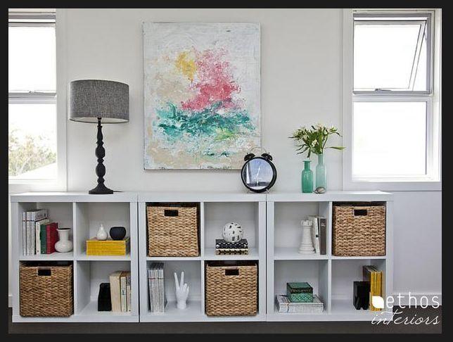 estanterias por debajo de mesas de tv - Buscar con Google