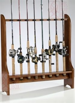 great fishing rod holder