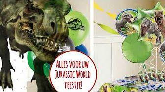 Jurassic World feestje vieren? Feestwinkel Altijd Feest is er voor al uw dinosaurus en Jurassic World feestartikelen en versiering voor een verjaardag.    https://www.altijdfeestwinkel.nl/c-3476187/jurassic-world-verjaardag/