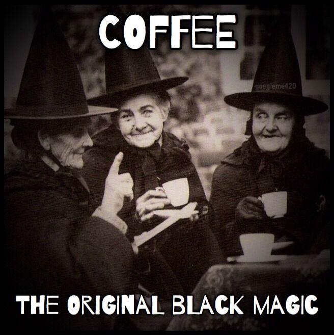 Original black magic