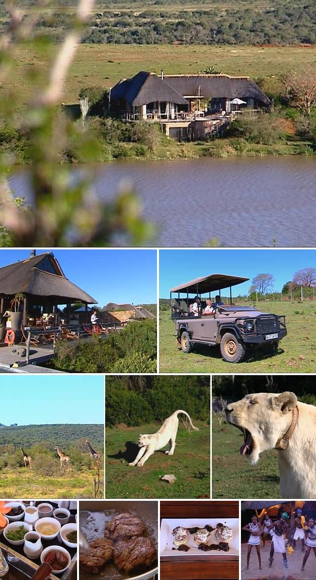 African Pride Pumba Private Game Reserve and Spa