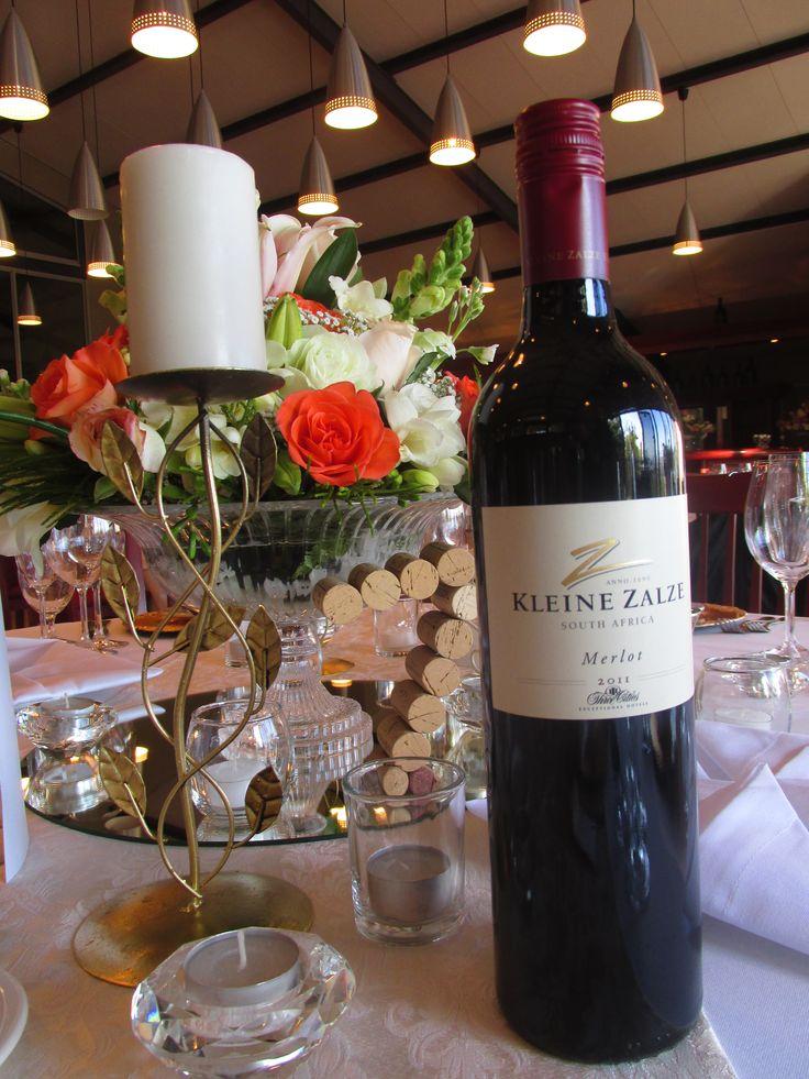 Table Decor ideas for Cape Winelands wedding.