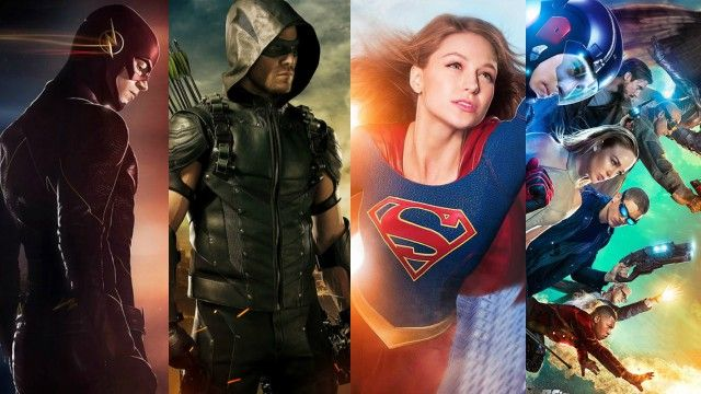 New Season Synopses for Supergirl, The Flash, Arrow and Legends of Tomorrow