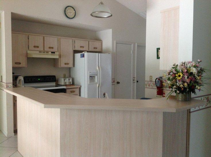 Orlando Villa kitchen