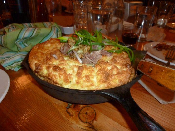 Omelette de la Cabane - Un chef à la cabane