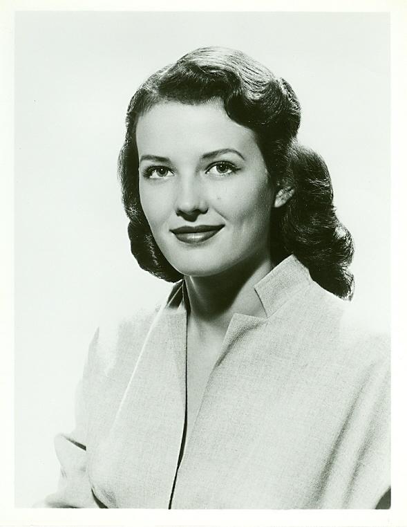 NEVA LANGLEY MACON, MISS AMERICA 1953, WINNER PORTRAIT