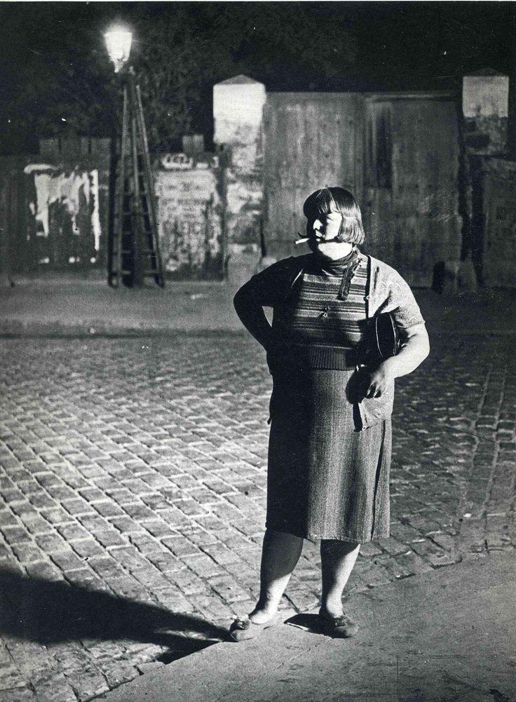 Brassaï (1899 - 1984) photographer sculptor, writer and filmmaker
