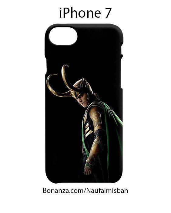 Loki Thor iPhone 7 Case Cover Wrap Around