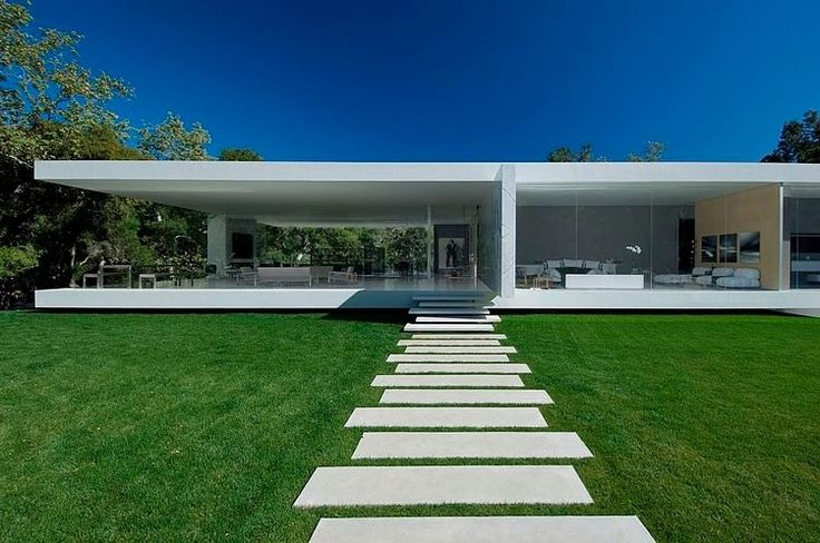 Designer Steve Hermann Created One Of The Yearu0027s Best Works Of Residential  Architecture, The Glass Pavilion House Of Montecito, California.