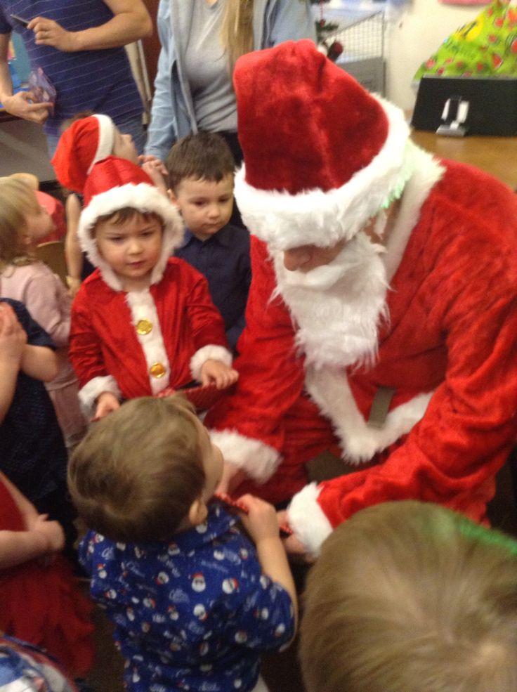 Nursery Christmas Party 20.12.15.