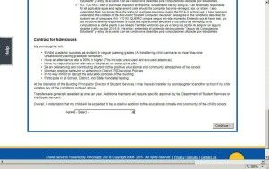 Pueblo SD70 in CO Attempts to Enforce Testing via Online Registration Form