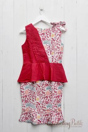 ME2503.1537 Birdberry Solo Dress -M