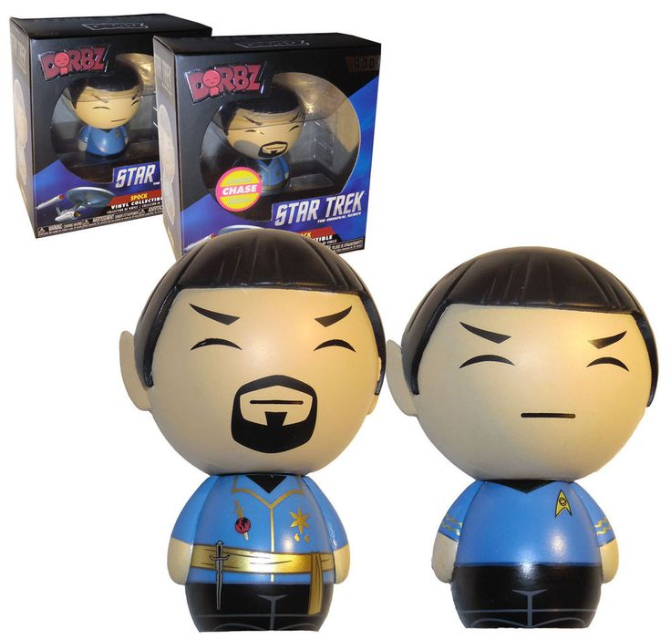 Funko Dorbz Star Trek Bundle #400 Spock And Chase Limited Edition #400 Spock - New, Mint Condition.  http://www.ebay.com.au/itm/Funko-Dorbz-Star-Trek-Bundle-400-Regular-and-CHASE-Spock-New-Mint-Condition-/232589197853 OR http://www.supportivepc.com  #Funko #Dorbz #StarTrek #Spock #Collectibles