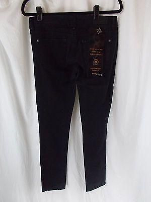 GENETIC DENIM The Shane Black Recessive Gene Cigarette skinny jeans 29 New w/tag