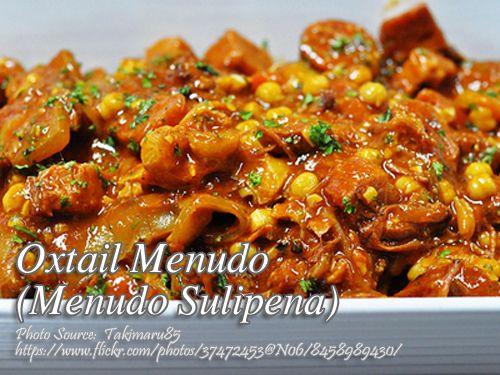 Oxtail Menudo (Menudo Sulipeña) | Panlasang Pinoy Meat Recipes