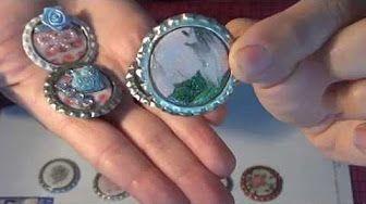TUTO capsules recyclées.... - YouTube                                                                                                                                                                                 Plus