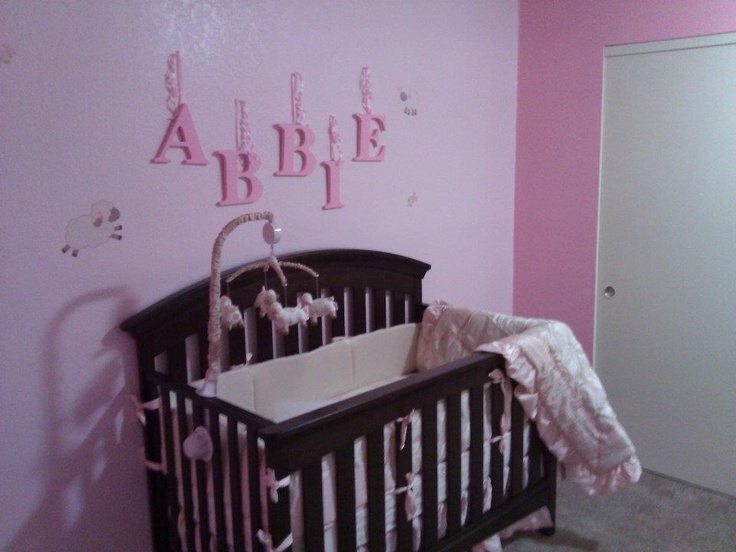 Babby Girls Room