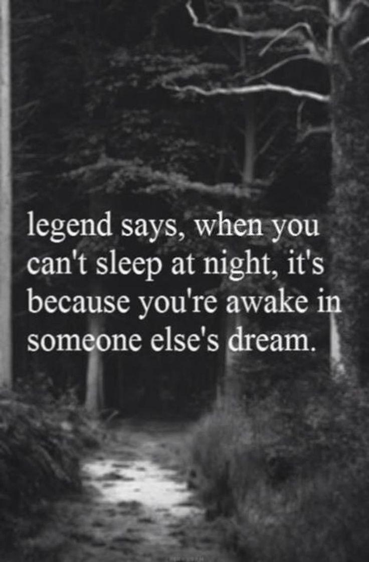 This Definitely Makes Sleep Seem Over Rated