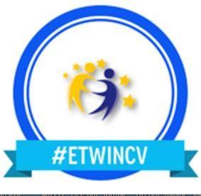 Aquí esta la muy deseada Insignia del curso de Etwinning. Thanks a bunch!!