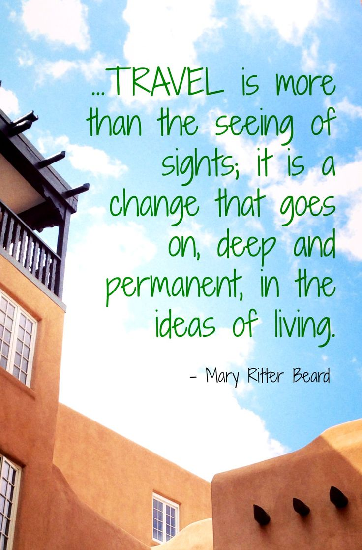 Travel Quotes from philosophers, poets, literary star and more via Rover@Home