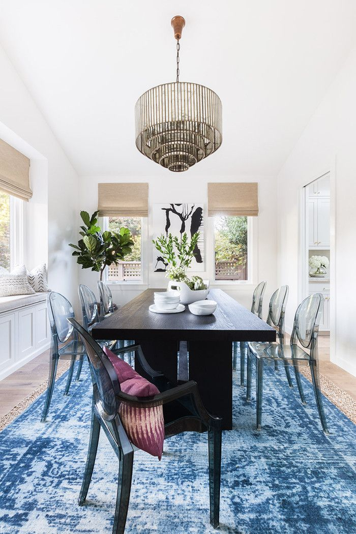 Inside a striking bay area home with cali cool vibes