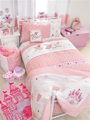 Buy Fairy Castle Single Bed Set from the Next UK online shop