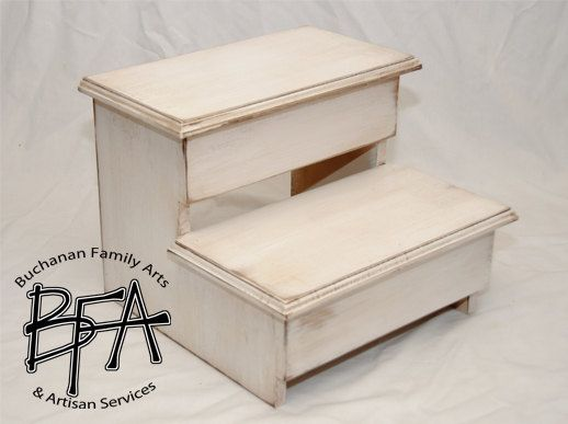 XL Adult Size Step Stool Poplar Solid by BuchananFamilyArts $95.00. Step Stool For BedStep ... & Best 25+ Step stool for bed ideas on Pinterest | Dog stairs Pet ... islam-shia.org