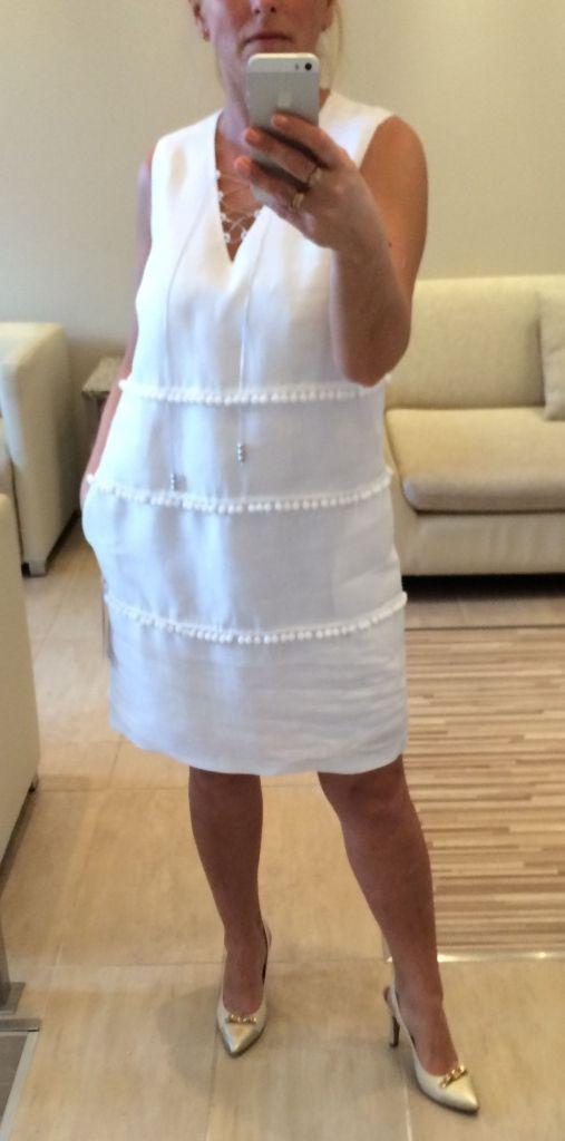 e2191b7aaf Znalezione obrazy dla zapytania sukienki lniane