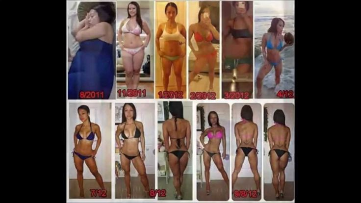 Best AMAZING Women Body Transformations