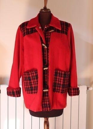 Compra il mio articolo su #vinted http://www.vinted.it/abbigliamento-da-donna/cappotti-invernali/35176-cappotto-vintage-sartoriale-rosso