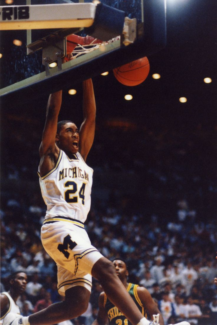 Jimmy King - Round 2, Pick 35 (Toronto Raptors) - 1995 NBA Draft