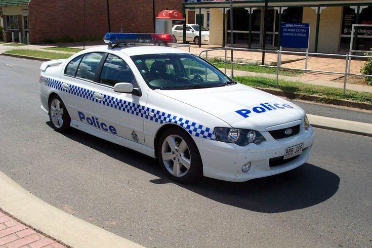 ◆Queensland Police BA XR8 Traffic Unit◆