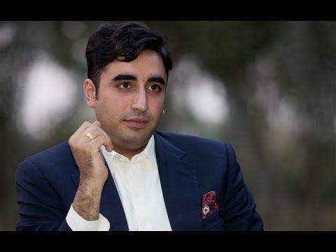 Bilawal Bhutto Zardari Calls Separatist Leader Mirwaiz Over Kashmir Issue - YouTube