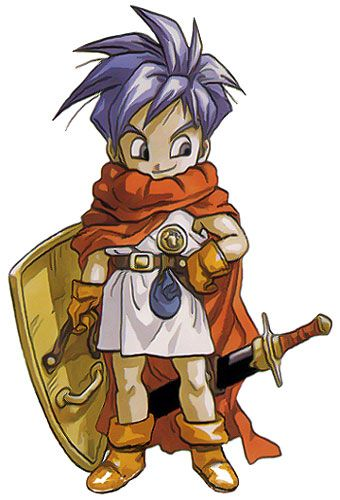 """Chrono Trigger"" by 鳥山 明 Akira Toriyama* • Blog/Info 