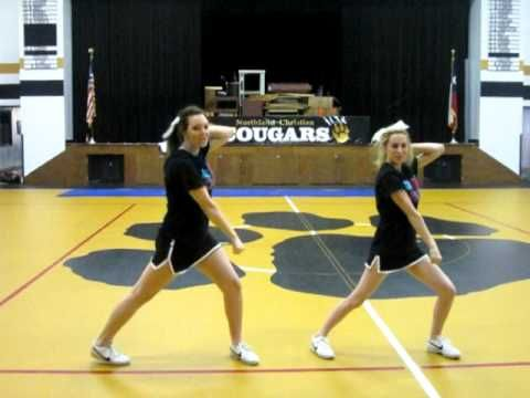 Cheerleading tryout cheer