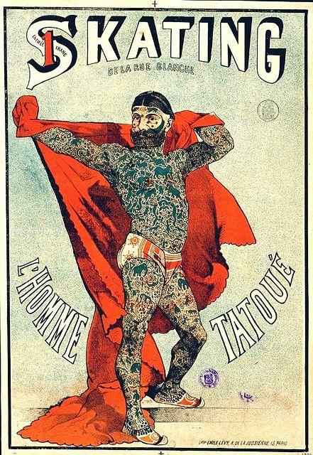 vintage everyday: Vintage Circus Advertisements in France, circa 1885-1925
