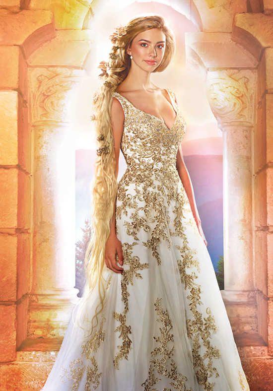 The 25 best rapunzel wedding dress ideas on pinterest unicorn alfred angelo disney fairy tale weddings bridal collection 255 rapunzel wedding dress photo junglespirit Image collections
