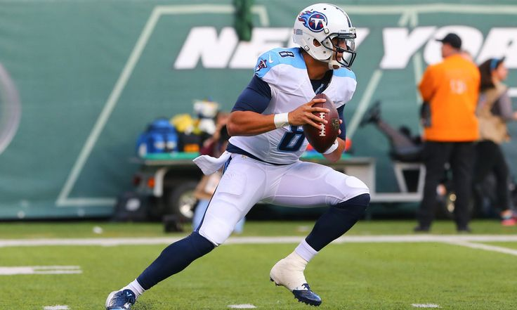 Marcus Mariota QB1 sleeper with new additions = The Tennessee Titans are continuing Mike Mularkey's mostly uninspiring career and set to implement something called an exotic smashmouth offense this season. But the player at the controls of this.....