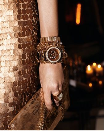 * this is my favorite michael kors watch I WANT !!