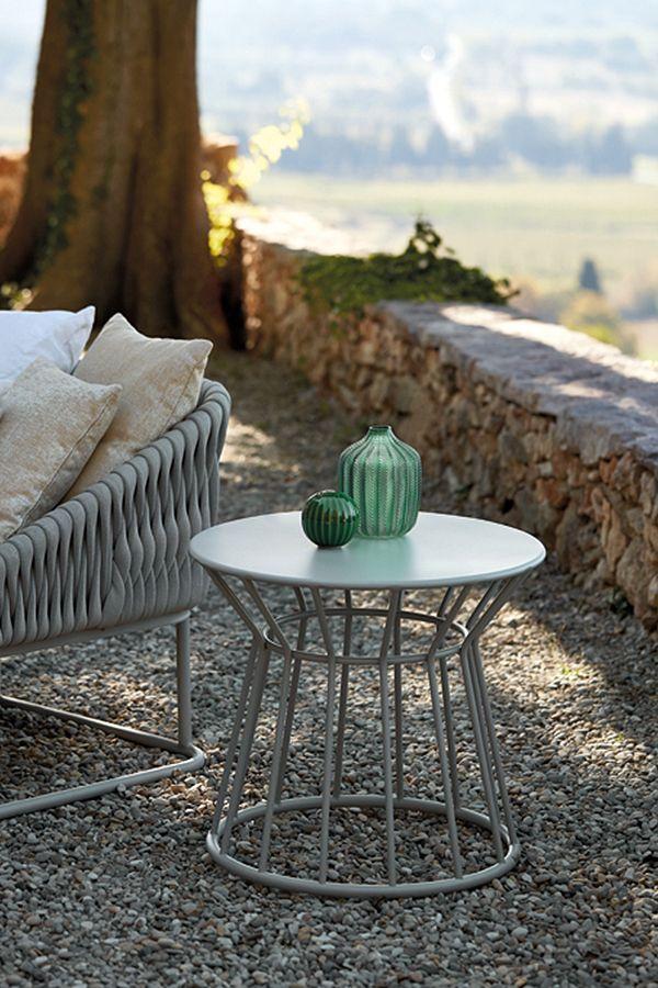 Beistelltisch Basket Gartenmobel Design Beistelltisch Gartentisch