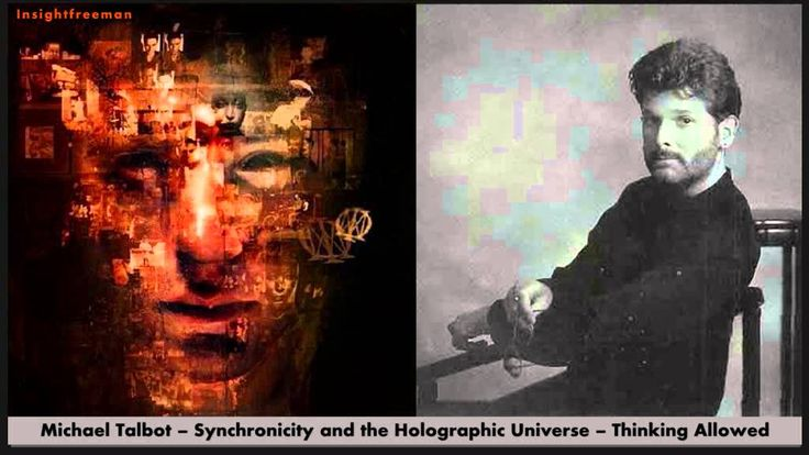 Michael Talbot 'Synchronicity and the Holographic Universe' Thinking All...