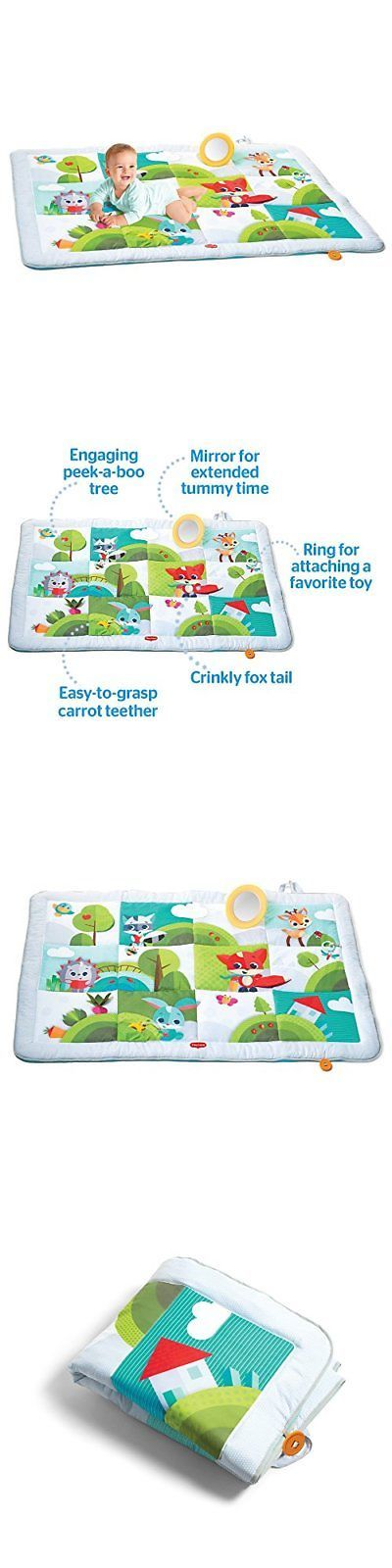 Baby Gyms and Play Mats 19069: Tiny Love Meadow Days Super Mat Meadow Days -> BUY IT NOW ONLY: $49.99 on eBay!