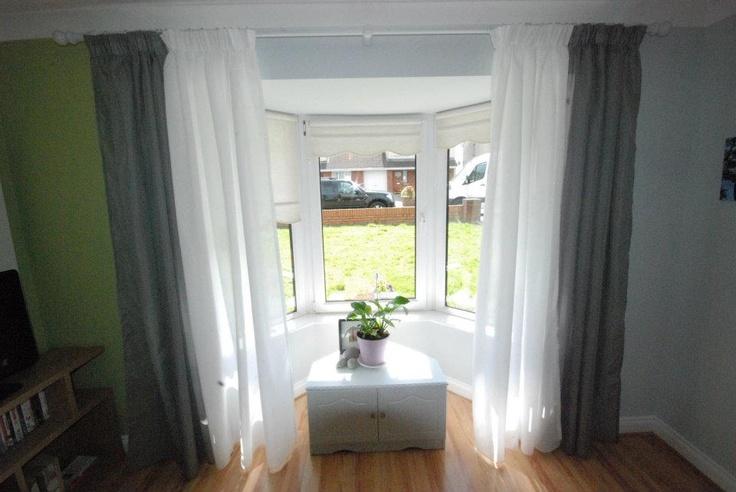 Bay Window #Interiors
