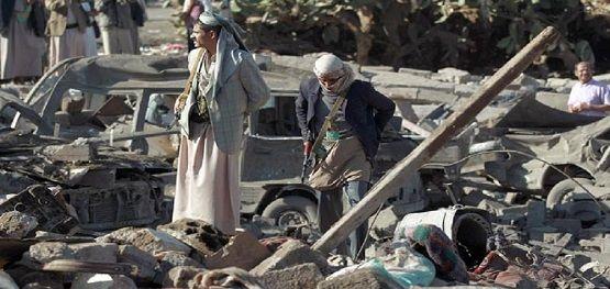 فجایع انسانی در یمن و انفعال معنادار غرب  http://www.ansardaily.com/view.php?kindex=7565