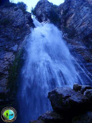 Kamili waterfall, Pindus